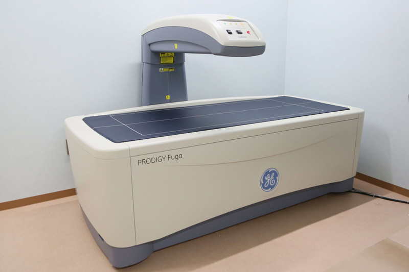 GEヘルスケア社 全身用X線骨密度測定装置 PRODIGY Fuga