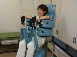プロテック 従来の腰椎牽引から腰椎免荷治療へ